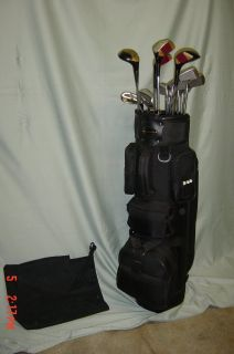 Mens RH Spalding Executive Complete Golf Set with Bag