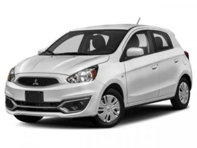 2019 Mitsubishi Mirage DE (WINE RED METALLIC)