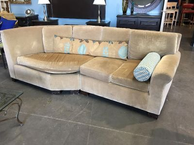 Sofa ($80) *priced to sell*