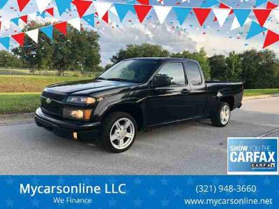 Used 2004 Chevrolet Colorado Extended Cab for sale