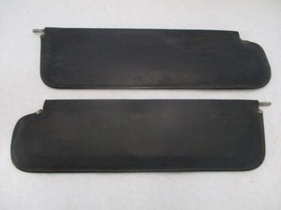 Find Chevy GMC C10 Truck 1967-1972 Original Used Sun Visors Black J10701 motorcycle in Keller, Texas, United States, for US $49.00