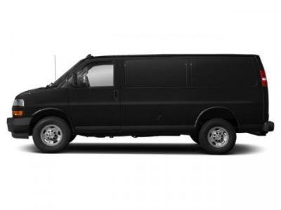 2019 Chevrolet Express Cargo Van (Black)