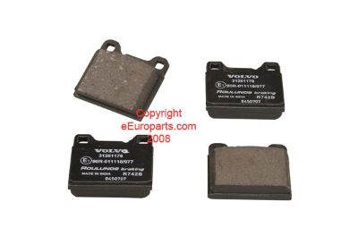 Find NEW Genuine Volvo Disc Brake Pad Set - Rear 31261185 motorcycle in Windsor, Connecticut, US, for US $41.57