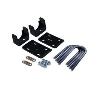 "Purchase Western Chassis 2104 Flip Kit Steel Black Chevy GMC 5.0"" Drop Kit motorcycle in Tallmadge, OH, US, for US $114.97"