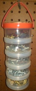 Tool Storage Cylinder 5 Sections