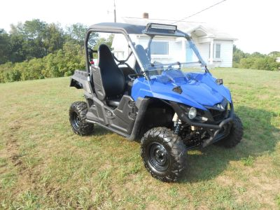 2016 Yamaha Wolverine R-Spec EPS Sport-Utility Utility Vehicles Howell, MI
