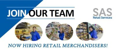 Grocery Merchandiser with Benefits