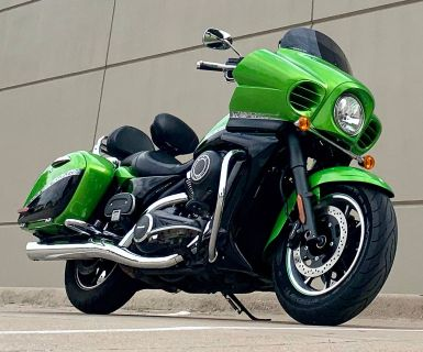2012 Kawasaki Vulcan 1700 Vaquero Cruiser Plano, TX