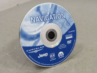 Find Chrysler Dodge Jeep GPS Navigation Navi DVD CD Map Disc Disk RB1 REC 5064033AE C motorcycle in Saint Louis, Missouri, United States, for US $79.99