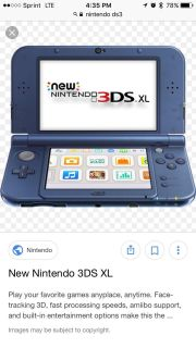 ISO Nintendo 2 or 3DS for a boy
