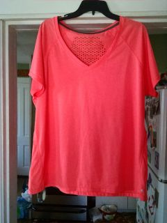 Spalding active workout top... Size 1X... Like new!!!
