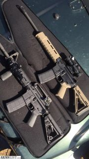 For Sale: COLT AR-15 MAGPUL