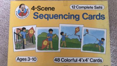 Learning Tool - Sequencing Cards