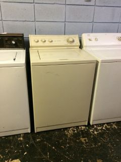 Whirlpool Extra Large Capacity Washer