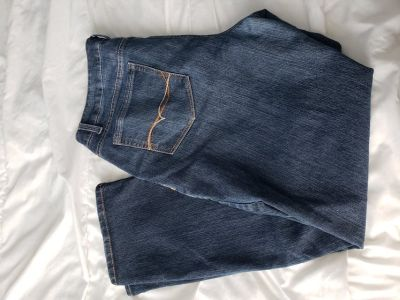 Faded Glory 18A jeans, EUC