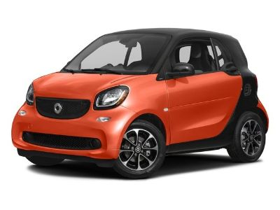 2016 smart Fortwo Passion (Brown)
