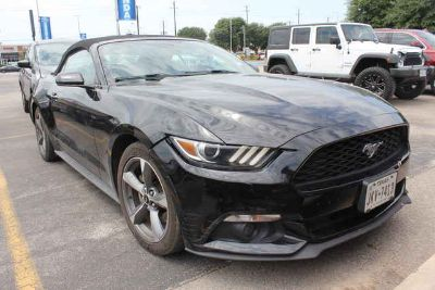 Used 2016 Ford Mustang 2dr Conv
