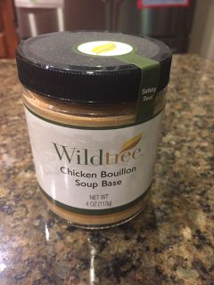 Wildtree Chicken Bouillon Soup Base NEW