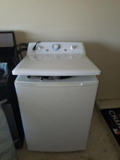 Washer and dryer, both work fine.