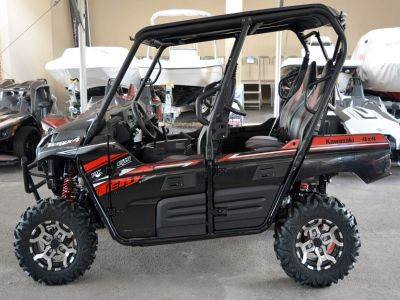 2019 Kawasaki Teryx4 LE Side x Side Utility Vehicles Clearwater, FL