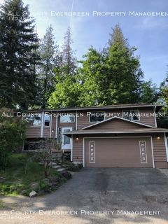 Maple Valley 3bd, 2ba Home For Rent
