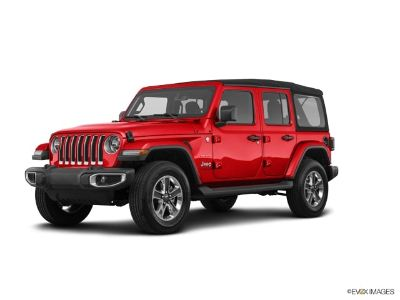 2018 Jeep Wrangler Unlimited ()