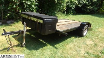 For Sale/Trade: 5X8 Trailer