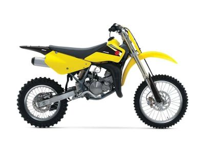 2016 Suzuki RM85 Motocross Off Road Motorcycles Fairfield, IL