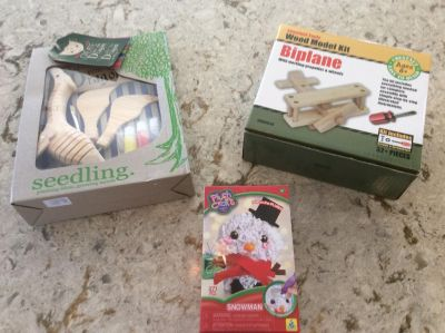 Brand new craft projects