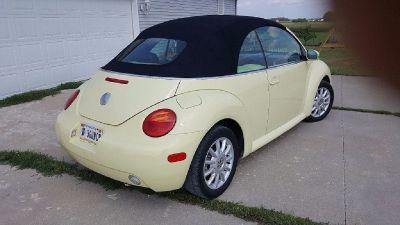 2004 Volkswagen Beetle-New GLS