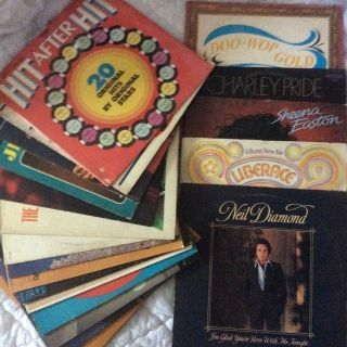 Record/LPs: Pick One (Part 2)