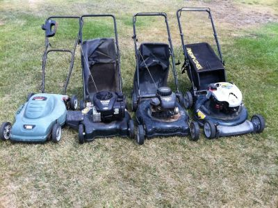 Lawn Mower to TRADE