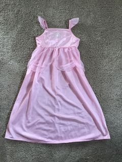 Carter s pink princess nightgown size s 4/5