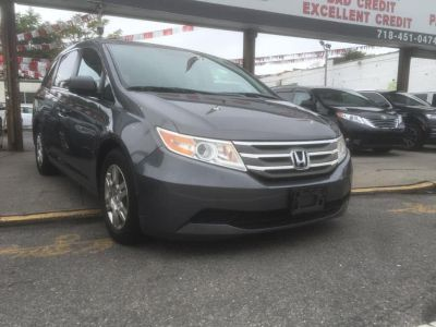 2012 Honda Odyssey LX (Polished Metal Metallic)