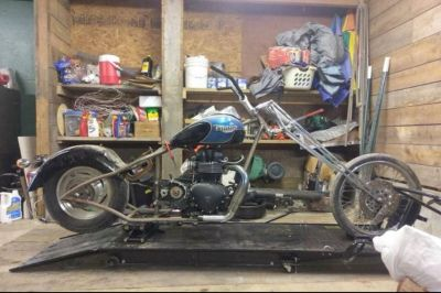 Motorcycle Project - Great price