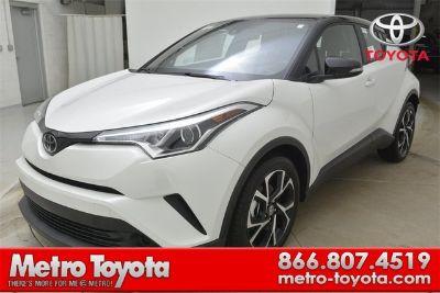 2019 Toyota C-HR (Blizzard Pearl)