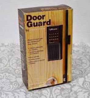 Door Guard Bc 121A Intelligent Electronics Home Office Intruders Chimes/Screams