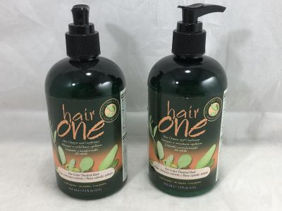 Hair One Hair Cleanser and Conditioner for Color Treated Hair Jojoba 355ml TWO