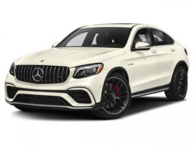 2019 Mercedes-Benz GLC AMG GLC 63 S (White)