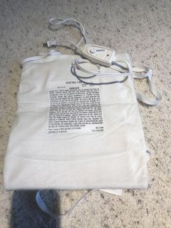 Heating pad, works and in great condition