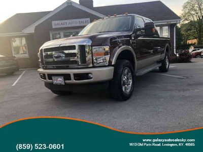 Used 2008 Ford F250 Super Duty Crew Cab for sale