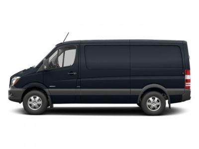 2018 Mercedes-Benz Sprinter Cargo Van (Steel Blue)