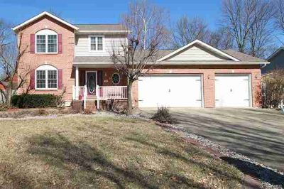 419 Blue Bird Lane Troy Four BR, Gorgeous 2-Story on wooded