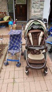 Free Strollers!!! Graco and umbrella!