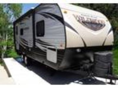 2016 Forest River Wildwood Travel Trailer in Payson, UT