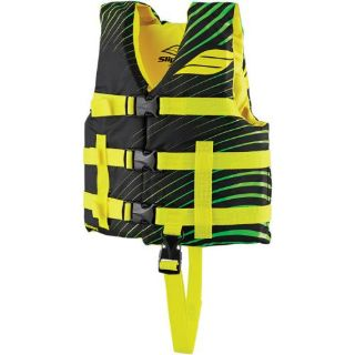 Sell Slippery Hydro Nylon Floatation Water Sports Child Life Vest motorcycle in Manitowoc, Wisconsin, United States, for US $29.95
