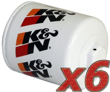 Buy 6 Pack: Oil Filter K&N HP-1002 (6) for Auto/Truck Applications motorcycle in Lebec, California, United States, for US $81.95