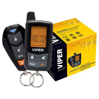 Purchase Viper 5305V 2 Way LCD Vehicle Car Alarm Keyless Entry Remorte Start System motorcycle in Summerfield, Florida, United States, for US $121.95