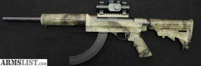 For Sale: Remington 597 VTR .22LR
