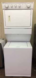 "Whirlpool 27"" Stackable Electric Unit 220V"